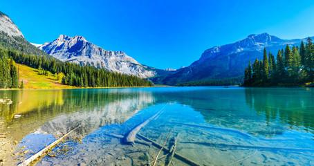 Wall Mural - Emerald Lake,Yoho National Park in Canada