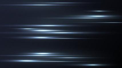 Gray linear lights