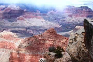 Red of Grand Canyon