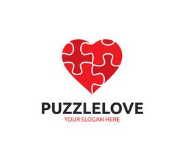 Puzzle Love Logo