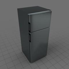 Top freezer refrigerator 1