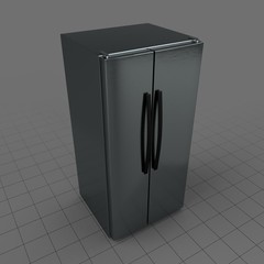 Side by side refrigerator 2