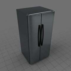 Side by side refrigerator 2