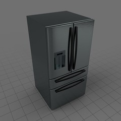 French refrigerator 3