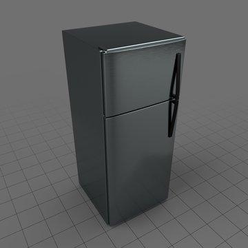 Top freezer refrigerator 4