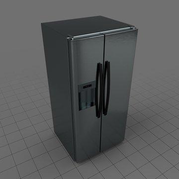 Side by side refrigerator 1