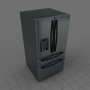 French refrigerator 3