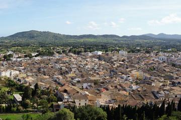 Spanien, Arta,  Mittelmeer, Mallorca, Stadt, Dorf