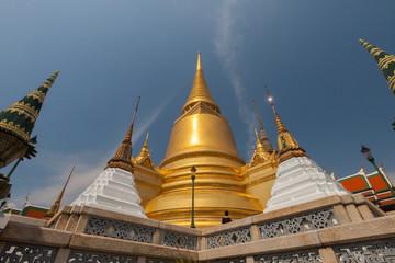 Wat Phra Kaeo, Temple of the Emerald Buddha