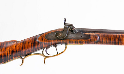 Antique Mountain  Rifle.