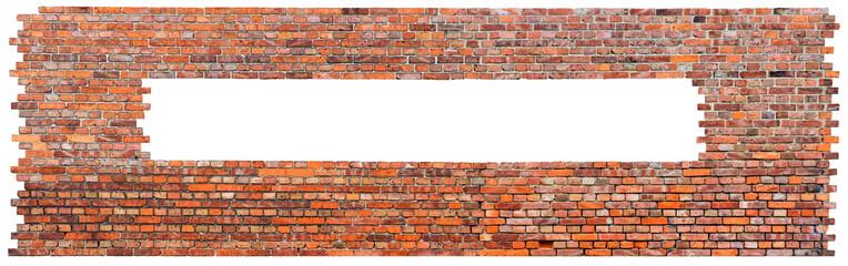 Mauerdurchbruch - Freisteller