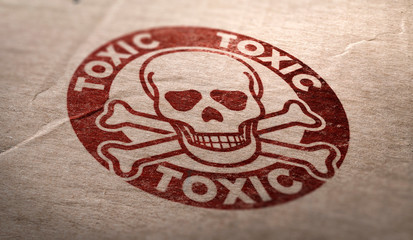 Toxic Substances Symbol