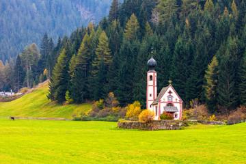 San Giovani church in South Tyrol