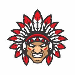 Mascot gaming logo