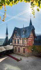 Cochem Castle, Germany