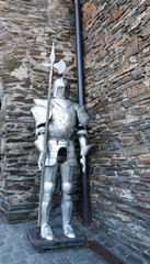 Knights Armour Suit