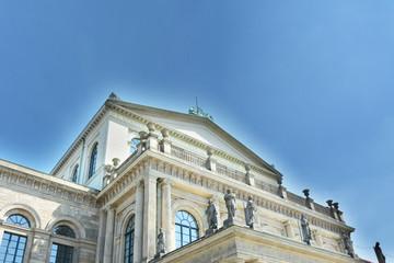 Zelfklevend Fotobehang Theater Spätklassizistische Architektur - Opernhaus Hannover