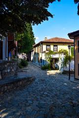 Fototapeta miasteczko plovdiv bułgaria obraz