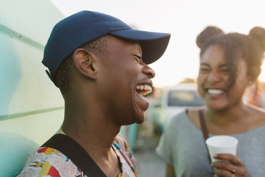 Friends at Khayelitsha