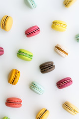 Macaron background