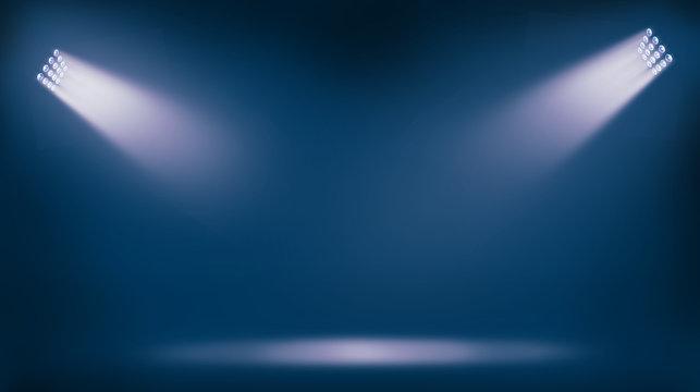 soccer stadium lights reflectors