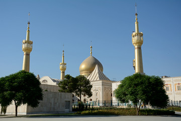 Imam Khomeini's Mausoleum, Teheran, Iran