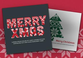 Christmas Pattern Kit