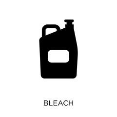 Bleach icon. Bleach symbol design from Hygiene collection.