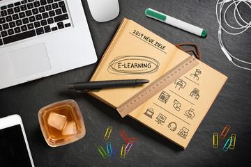 Neue Ziele 2019: E-Learning
