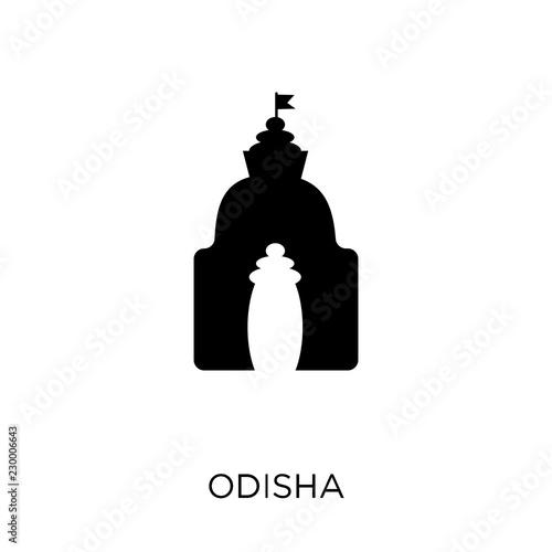 odisha icon  odisha symbol design from India collection