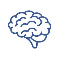 brain simple icon