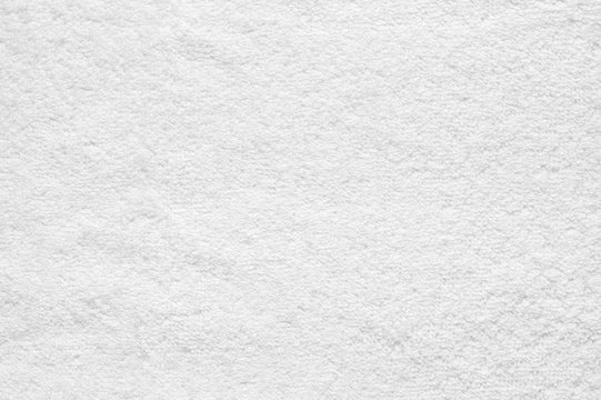 White terry cloth texture