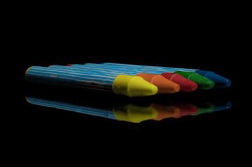 Colour pastels