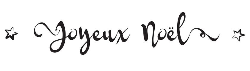 TEXTE JOYEUX NOËL EXCLUSIF NOIR
