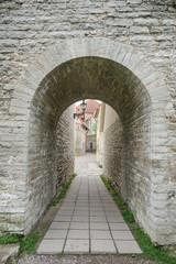 Stadtmauer von Tallinn
