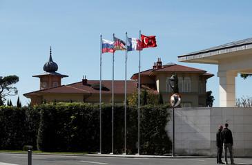 Syria summit in Istanbul