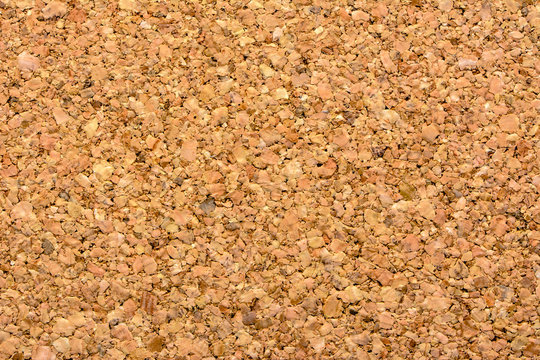 Brown texture of cork board, background