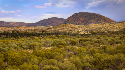 MacDonnell National Park, Northern Territory, Australia