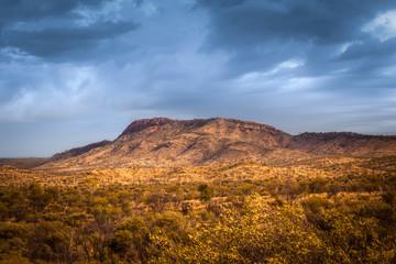 MacDonnell Ranges, Northern Territory, Australia