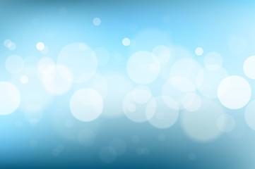 Bokeh Blur Background.
