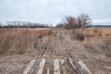 Old Rail Road Crossing