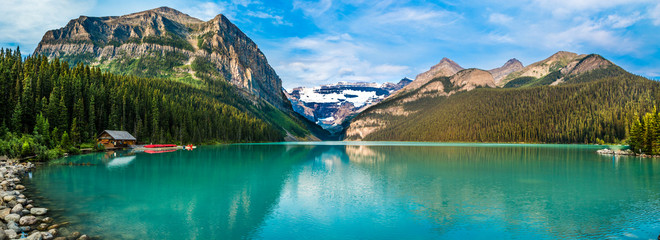 Photo sur Aluminium Canada Canada rockies, Banff, lake Louise
