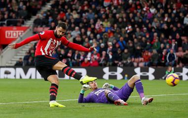 Premier League - Southampton v Newcastle United