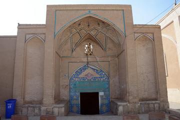 Underground city, Nushabad, Iran