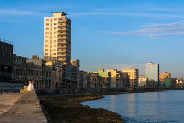 Paisaje de la Habana y sesión de fotos.