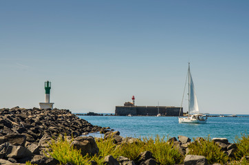 Cap d'Agde/Fort Brescou