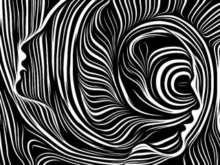 Unfolding of Inner Lines