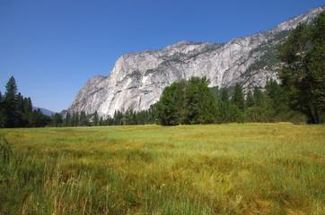 Parc national de Yousemite (Sierra Navada - USA)