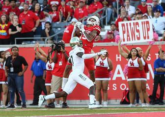 NCAA Football: South Florida at Houston