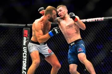MMA: UFC Fight Night-Moncton-Ray vs Ayari